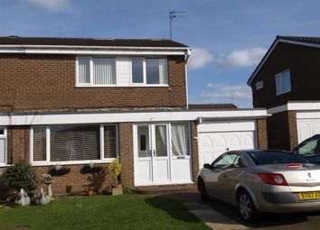 Thumbnail 3 bed property for sale in Brookside, Dudley, Cramlington