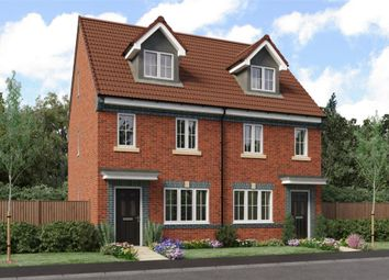 "Thumbnail 3 bed mews house for sale in ""Tolkien"" at Sophia Drive, Great Sankey, Warrington"