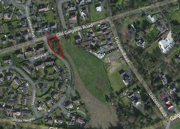 Thumbnail Land for sale in Land At Old Galgorm Road, Ballymena, County Antrim