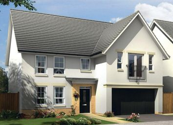 "Thumbnail 4 bed detached house for sale in ""Colvend"" at Merchiston Oval, Brookfield, Johnstone"