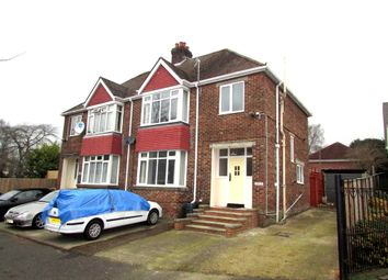 Thumbnail 3 bedroom semi-detached house to rent in Havant Road, Drayton, Portsmouth