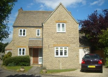 Thumbnail 3 bed detached house to rent in Hazeldene, Lechlade