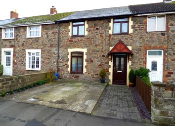 Thumbnail 3 bed terraced house for sale in Sudbrook, Caldicot