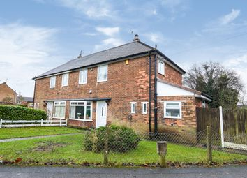 Thumbnail 3 bed semi-detached house for sale in Kingsway, Derby