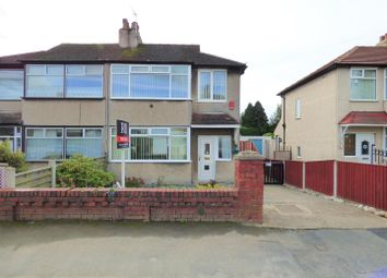 Thumbnail 3 bedroom semi-detached house for sale in Rossall Road, Lancaster