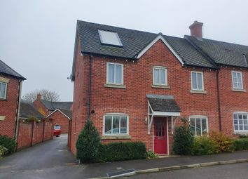 Greenacre Way, Shaftesbury SP7. 3 bed semi-detached house to rent