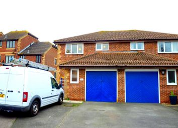 Thumbnail 3 bed semi-detached house to rent in Satinwood Close, Middleton-On-Sea, Bognor Regis