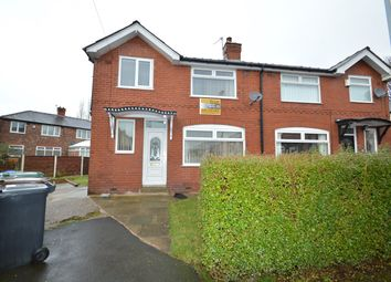Thumbnail 3 bed semi-detached house to rent in Cotswold Close, Prestwich, Manchester