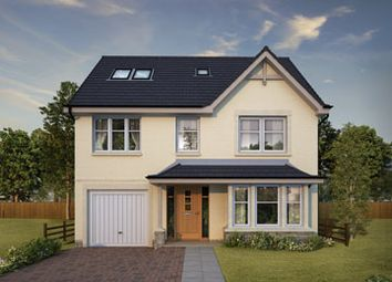 Thumbnail 5 bed detached house for sale in The Fullarton, Ostlers Way, Kirkcaldy, Fife
