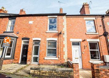 Thumbnail 2 bed terraced house for sale in Gittin Street, Oswestry