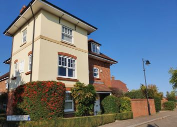 Thumbnail 4 bed detached house for sale in Elvetham Crescent, Elvetham Heath, Fleet