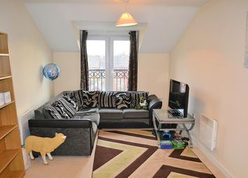 Thumbnail 2 bedroom flat for sale in Wolseley Road, Rugeley