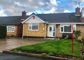 Thumbnail 3 bed bungalow for sale in Hazel Grove, Alsager, Stoke-On-Trent, Cheshire