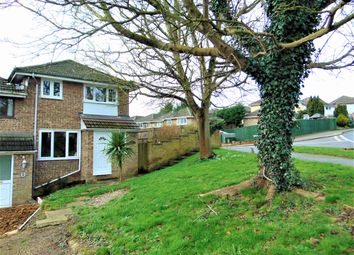 Thumbnail 3 bed end terrace house for sale in Harmans Way, Weedon, Northampton