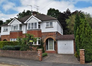 3 bed semi-detached house for sale in Chillingham Way, Camberley GU15