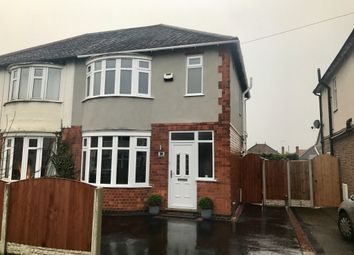 Thumbnail 3 bed semi-detached house for sale in Courtland Drive, Alvaston, Derby