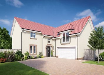 "Thumbnail 5 bed detached house for sale in ""The Melville"" at Edinburgh Road, Belhaven, Dunbar"