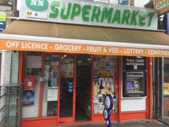 Thumbnail Retail premises for sale in Percival Road, Enfield