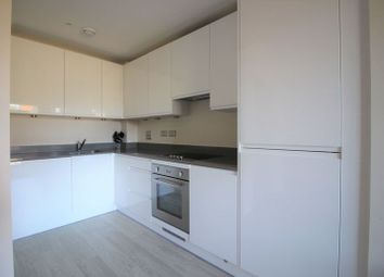 Thumbnail 1 bed flat for sale in Lakeside Drive, London