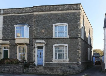 Thumbnail 4 bed terraced house for sale in Kenn Road, Clevedon