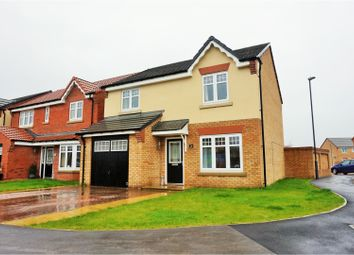 Thumbnail 4 bed detached house for sale in Millstone Lane, Eggborough, Goole