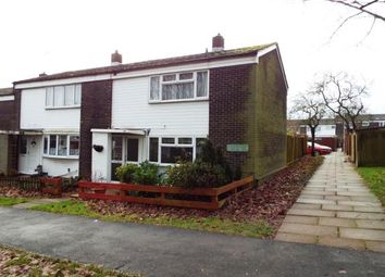 Thumbnail 2 bedroom end terrace house for sale in Lonsdale Road, Stevenage, Hertfordshire, England