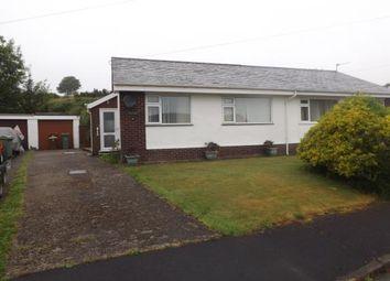 Thumbnail 2 bed bungalow for sale in Bryn Tyddyn, Pentrefelin, Criccieth, Gwynedd