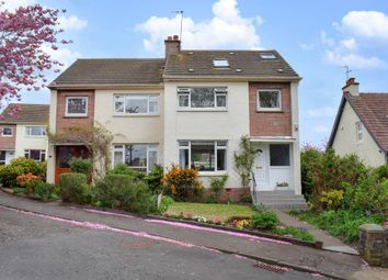 Thumbnail 5 bedroom semi-detached house for sale in 14 The Causeway, Duddingston Village