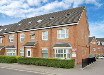 Thumbnail 1 bed flat for sale in Station Road, Park Gate, Southampton