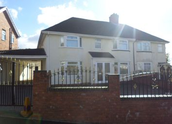 Thumbnail 5 bedroom semi-detached house for sale in Harvest Road, Smethwick