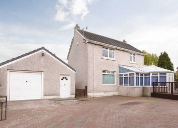 Thumbnail 4 bed detached house for sale in Main Street, Avonbridge, Falkirk