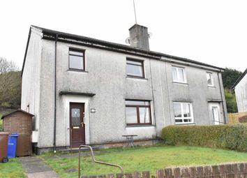 Thumbnail 3 bedroom semi-detached house for sale in 300, Grieve Road, Greenock, Renfrewshire