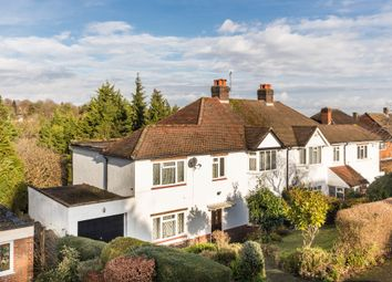 Thumbnail 4 bed semi-detached house for sale in Woodside Road, Purley