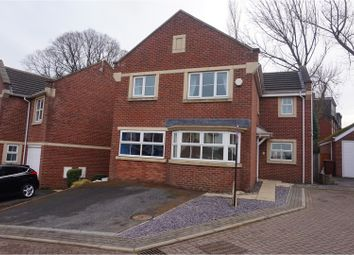 Thumbnail 5 bed detached house for sale in The Oakes, Wakefield