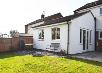 Thumbnail 1 bed flat to rent in Orchard Close, Copford, Colchester