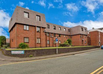 Thumbnail 2 bed flat for sale in Eskrett Street, Hednesford, Cannock