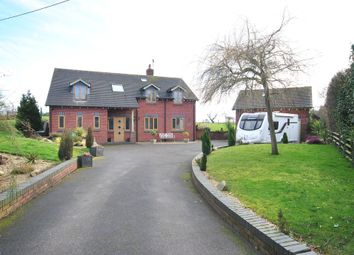 Thumbnail 4 bed detached house for sale in Church Lane, Ash Magna, Whitchurch
