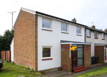 Thumbnail 3 bed end terrace house for sale in Brierley Gardens, Otterburn, Northumberland