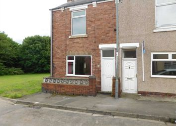 Thumbnail 2 bed terraced house to rent in Hallgarth Terrace, Ferryhill