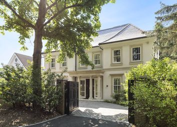 Thumbnail 6 bed detached house to rent in 8 Edgecoombe Close, Kingston Upon Thames, Surrey