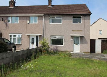 Thumbnail 3 bed terraced house to rent in Frodsham Drive, St. Helens