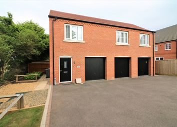 Thumbnail 2 bed maisonette for sale in Kendle Road, Swaffham