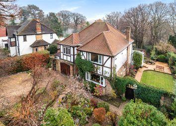 Thumbnail 4 bed detached house for sale in Yester Park, Chislehurst