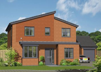 Thumbnail 4 bedroom detached house for sale in Plot 17, The Bransdale, Kimberley, Nottingham