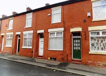 Thumbnail 2 bed end terrace house to rent in Radnor Street, Gorton, Manchester