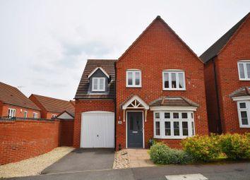Thumbnail 4 bed detached house for sale in Kisdon Avenue, Norton, Stoke-On-Trent