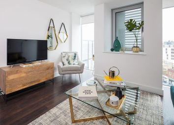 Thumbnail 1 bedroom flat to rent in Christchurch Road, London