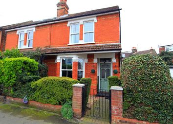 Thumbnail 2 bed semi-detached house for sale in Allandale Road, Hornchurch, Essex