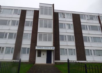 Thumbnail 2 bed flat for sale in Rowan Court, Forest Hall, Newcastle Upon Tyne
