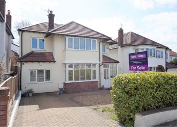 Thumbnail 4 bed detached house for sale in Surrey Drive, West Kirby